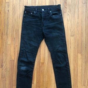 Black Levis 510 W29 L 30